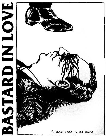 BASTARD IN LOVE - DEMO 1998
