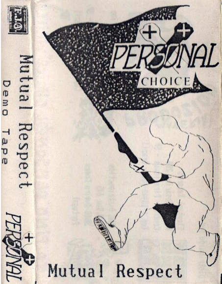 PERSONAL CHOICE - DEMO MUTUAL RESPECT 1994